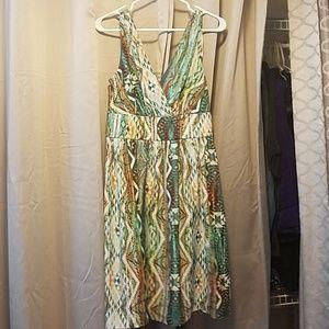 Boston proper summer dress